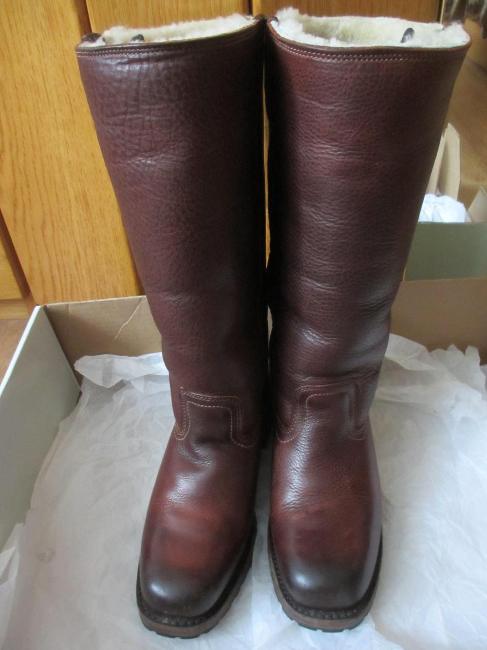 Зимние сапоги FRYE 6,5(37-37,5)