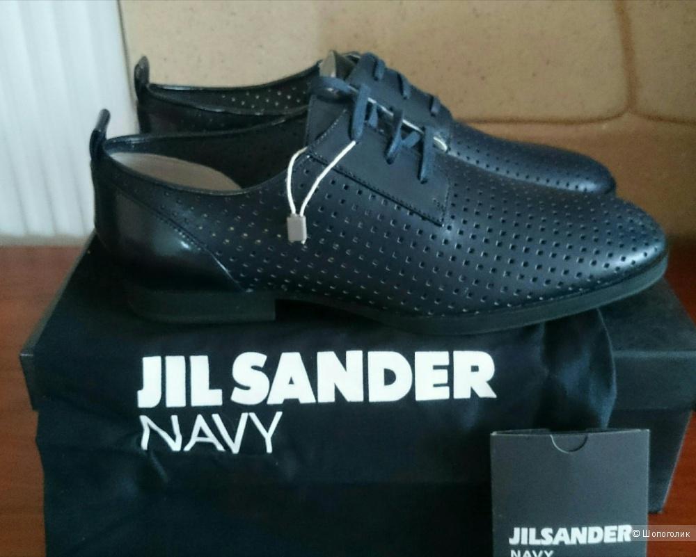 Туфли Jil Sander Navy,  размер 38