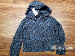 BURBERRY куртка для девочки. 12 Y