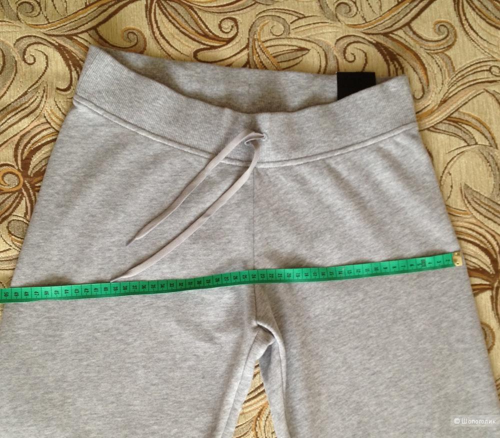 Комплект спортивный Victoria's Secret, размер S (толстовка на молнии с капюшоном, тренировочные брюки)