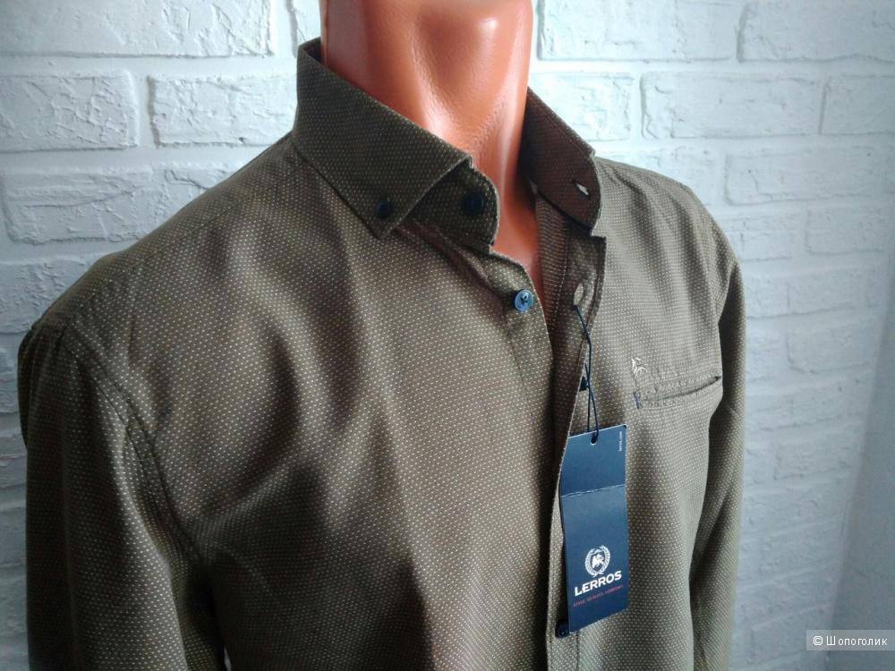 Мужская рубашка бренда LERROS, 48-50