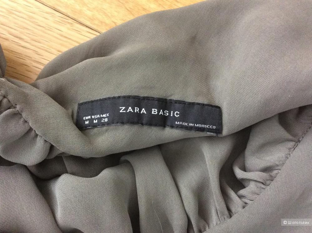 Блузка Zara Basic р.М