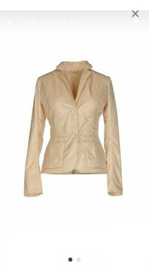Куртка ADD размер 40-42