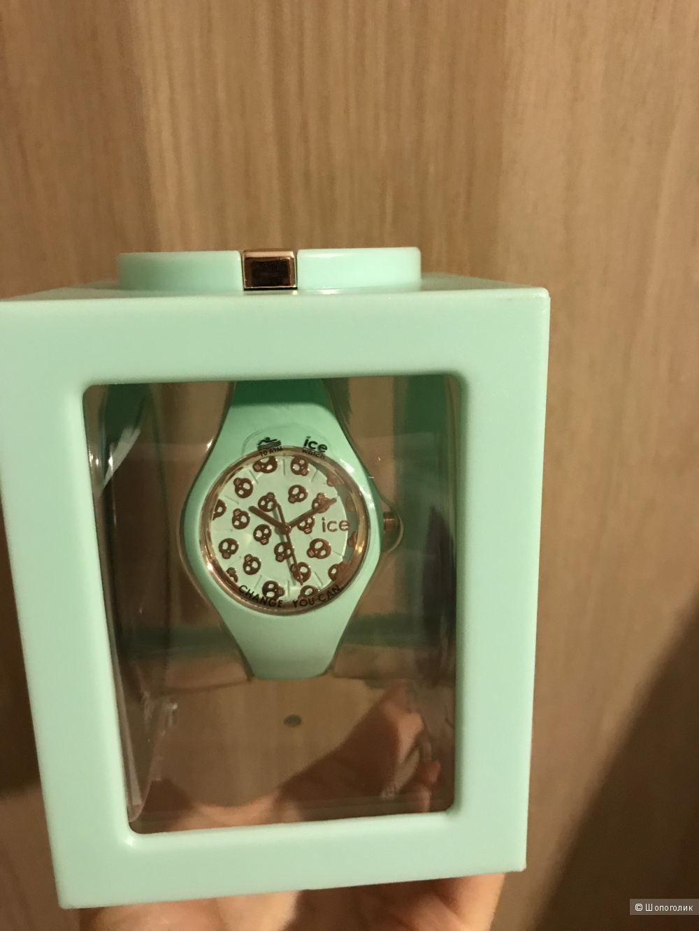 Часы   ice watch