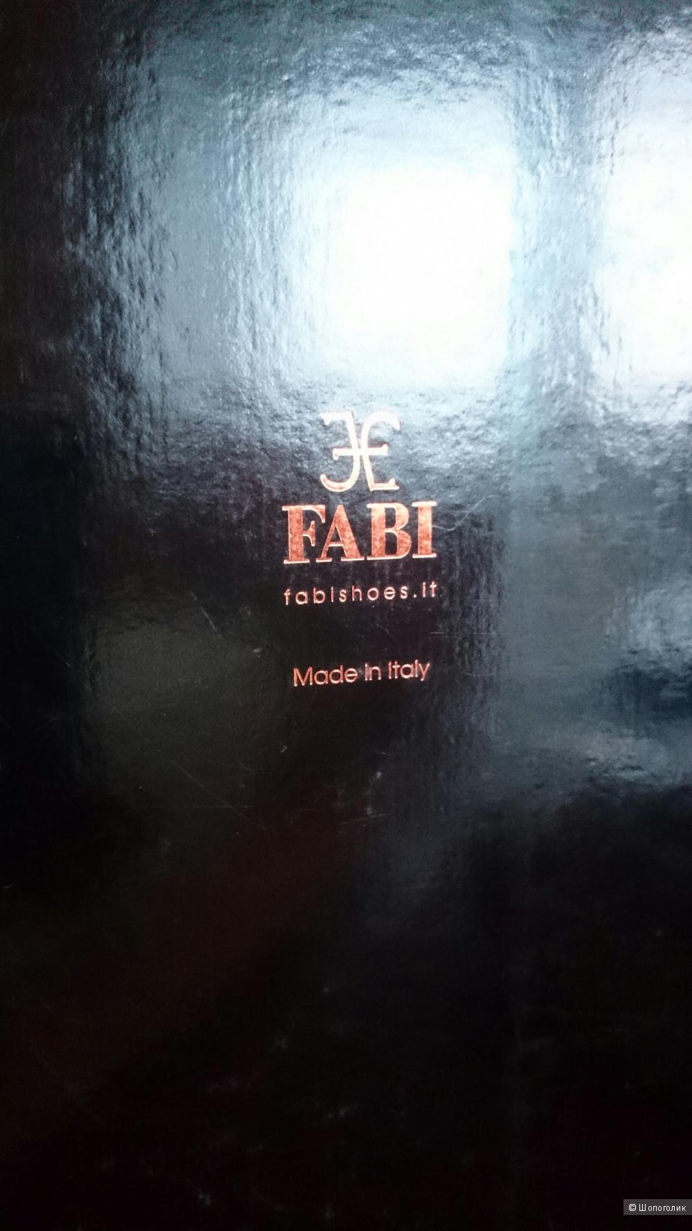 Сапоги Fabi,  размер 39