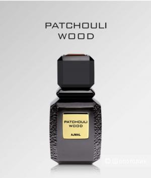 Парфюмированная вода, Ajmal, Patchouli Wood, 100 ml.