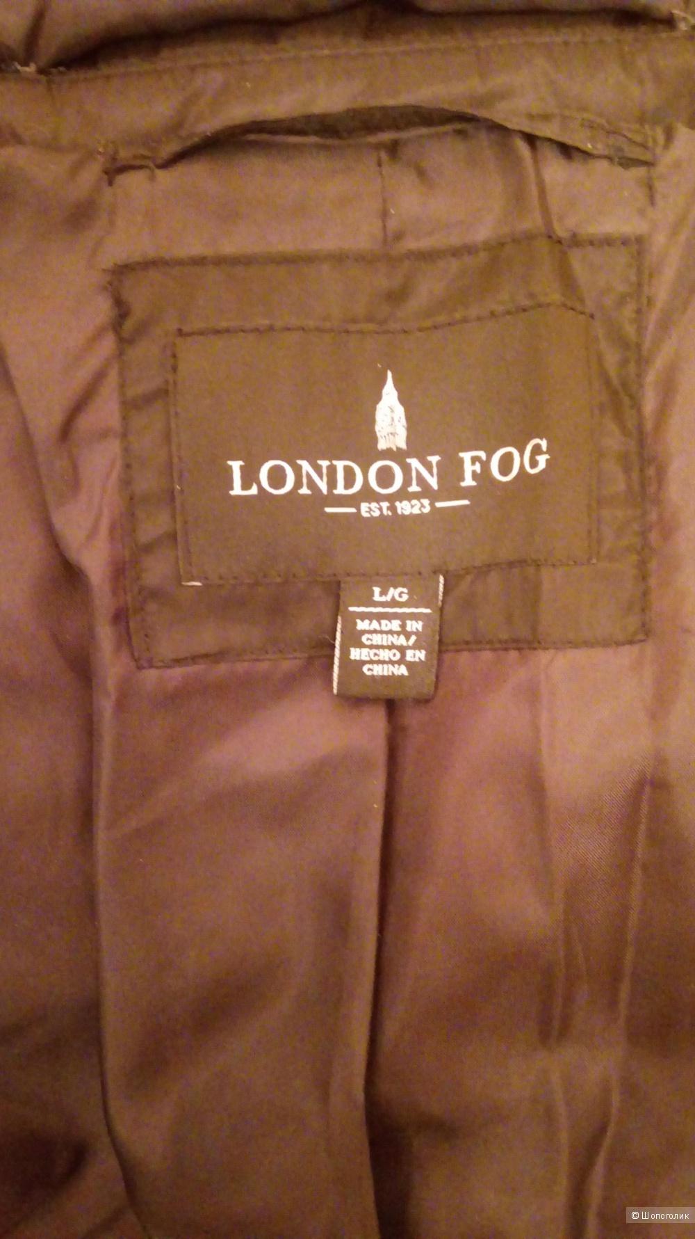 Женский пуховик London Fog размер L