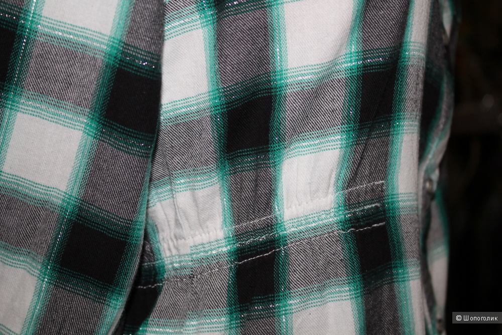Рубашка-туника для девочки C&A, размер 158-164