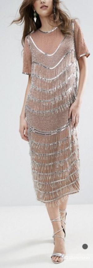 Платье Asos, размер 12 uk