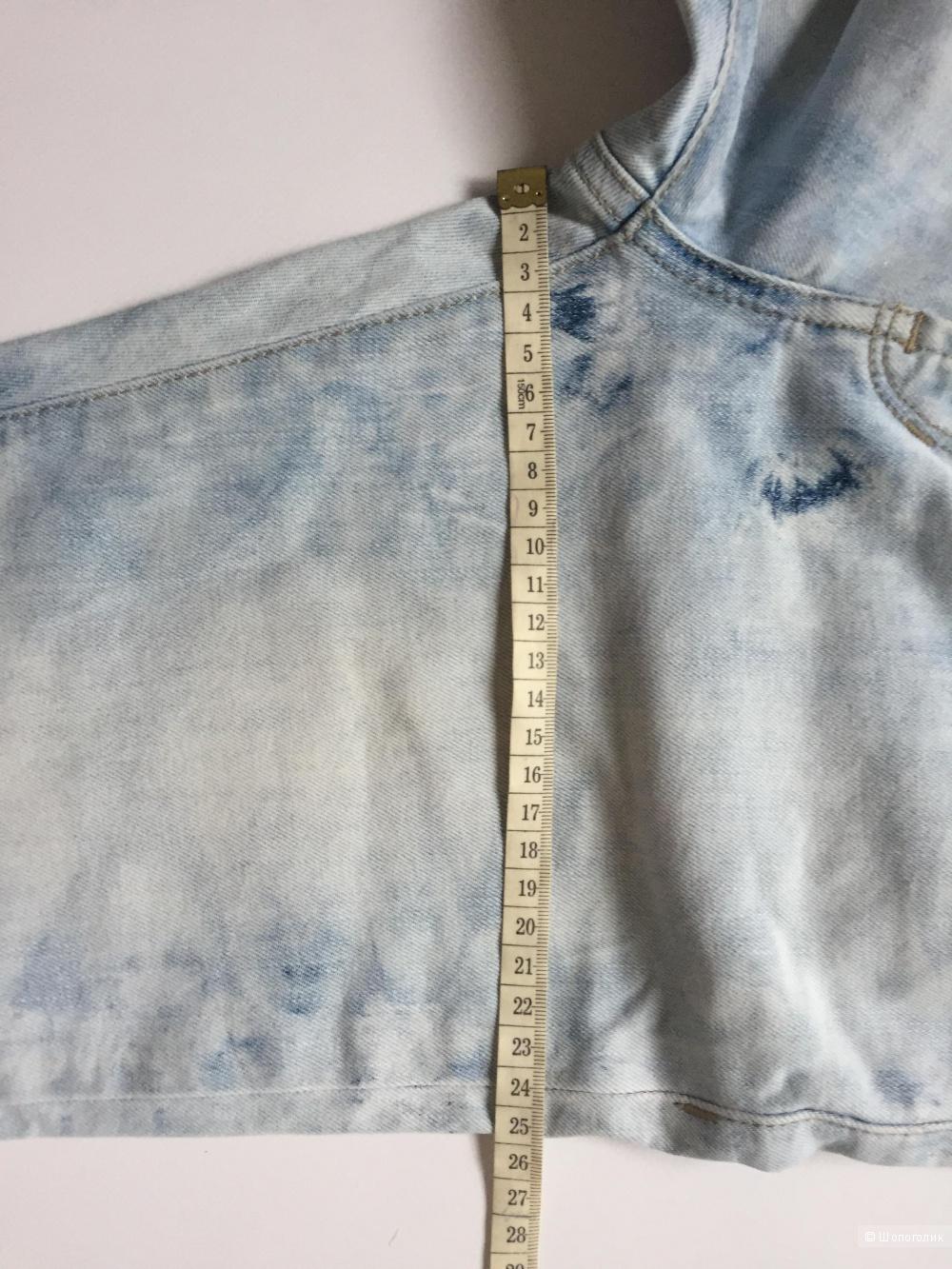 Сет джинсов no name и massimo dutti размер 44/46