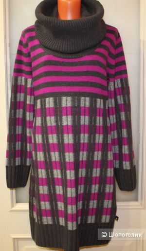 Платье-туника бренда D-Lite, размер 48-50-52