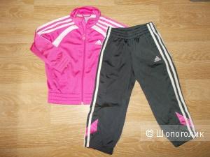Спортивный костюм adidas, размер 3/4