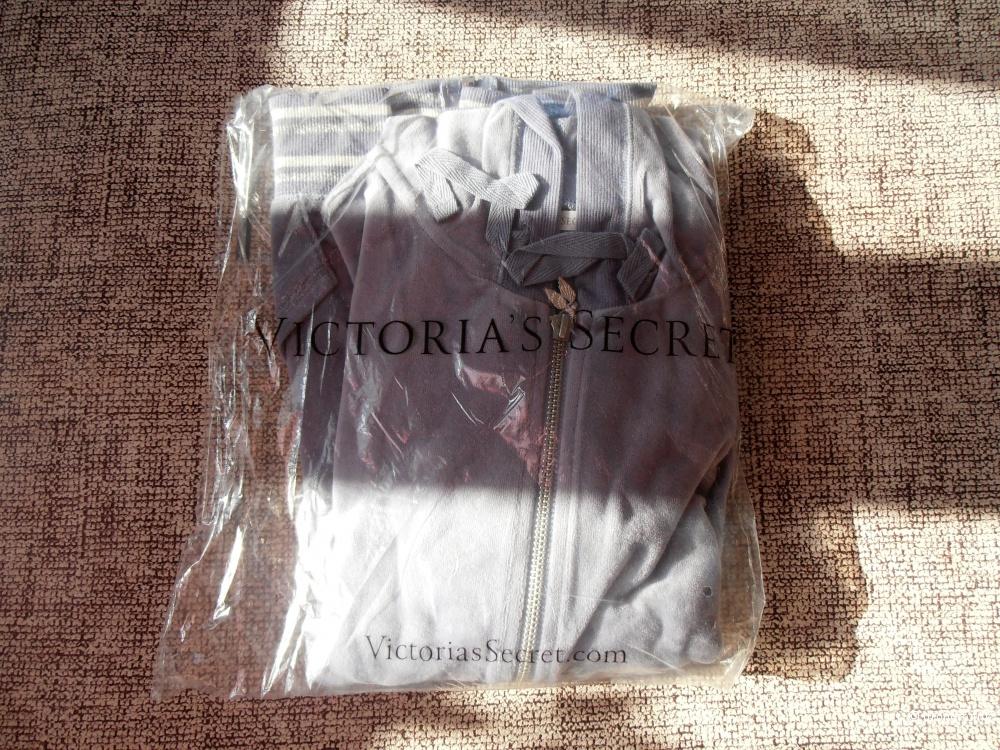 Худи велюровая Victoria`s Secret, размер ХS.