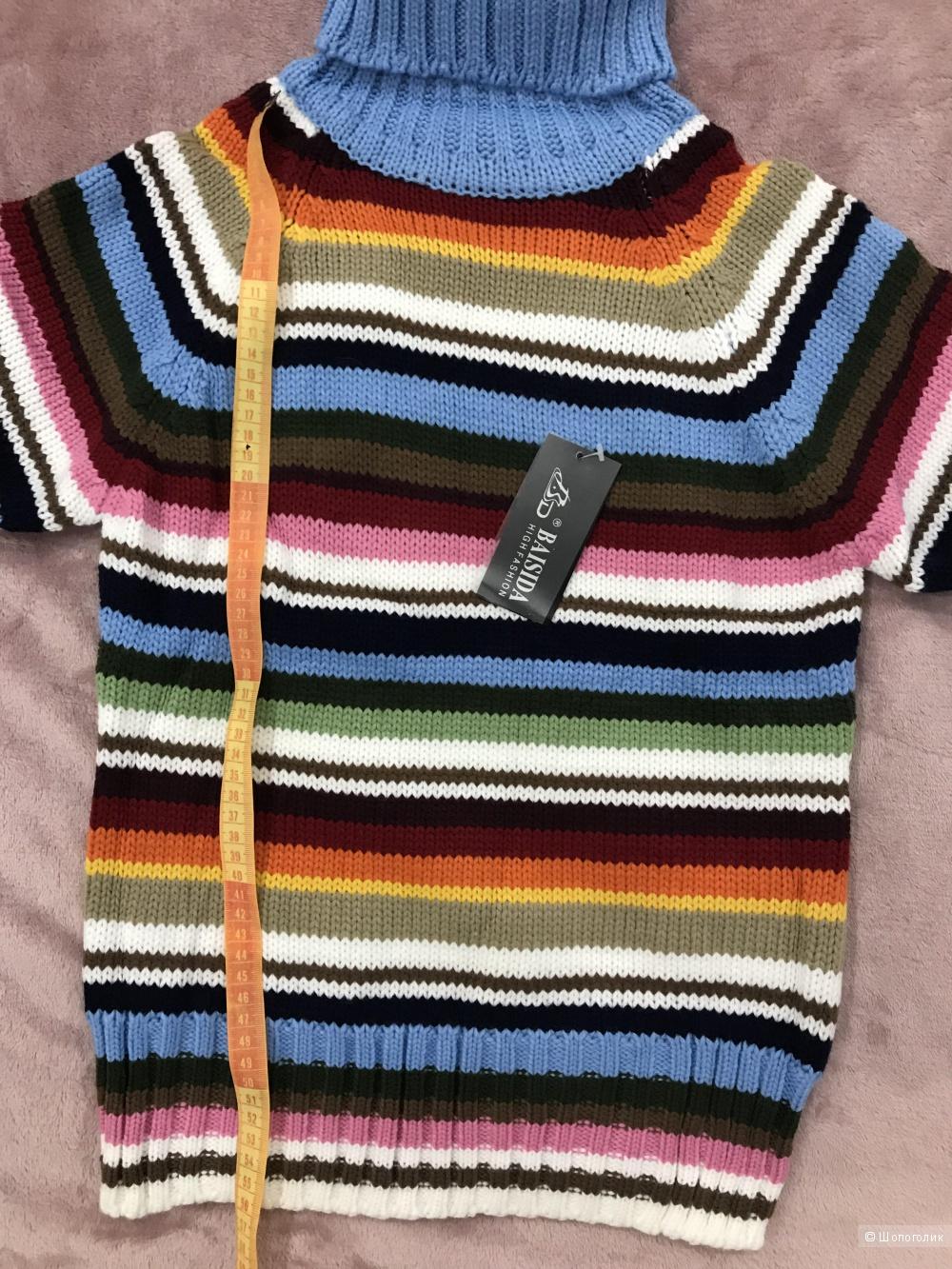 Вязаный свитер, 42 размер