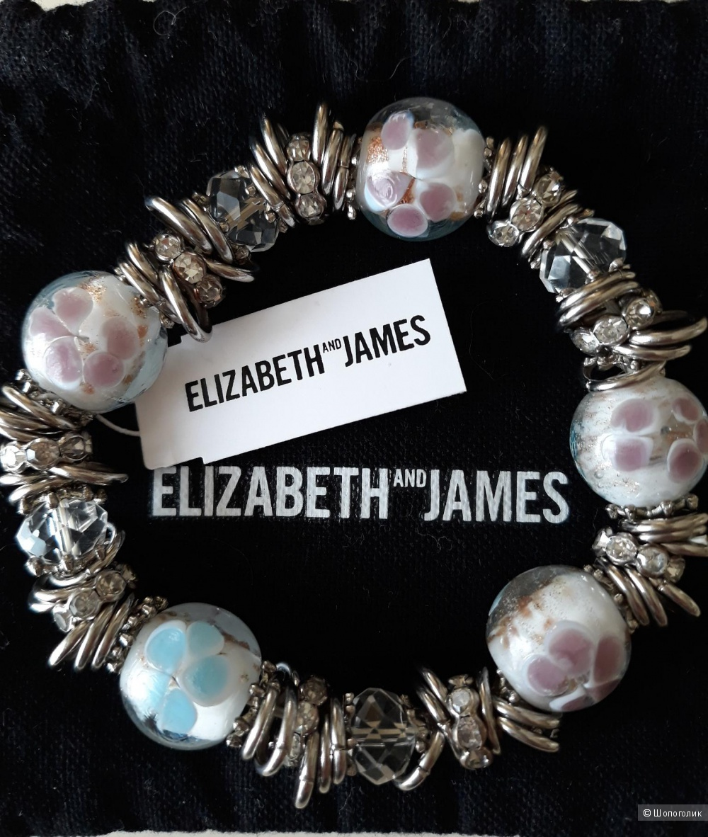 Браслет Elizabeth and James
