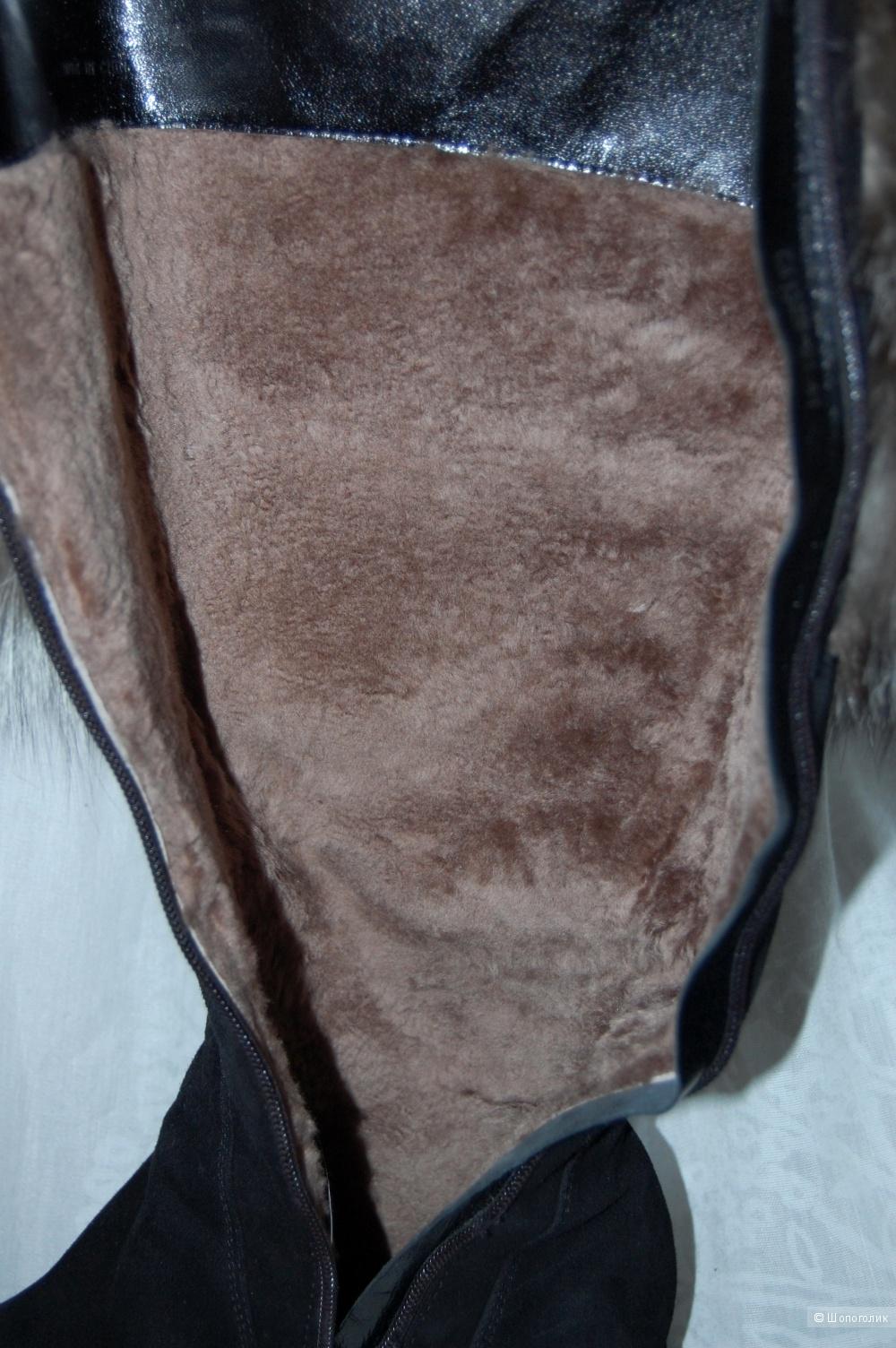 Сапоги зимние  Carlo Pazolini размер 41