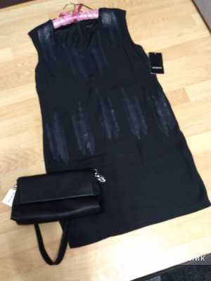 Комплект из платья Reserved 44р-р и сумки Ostin