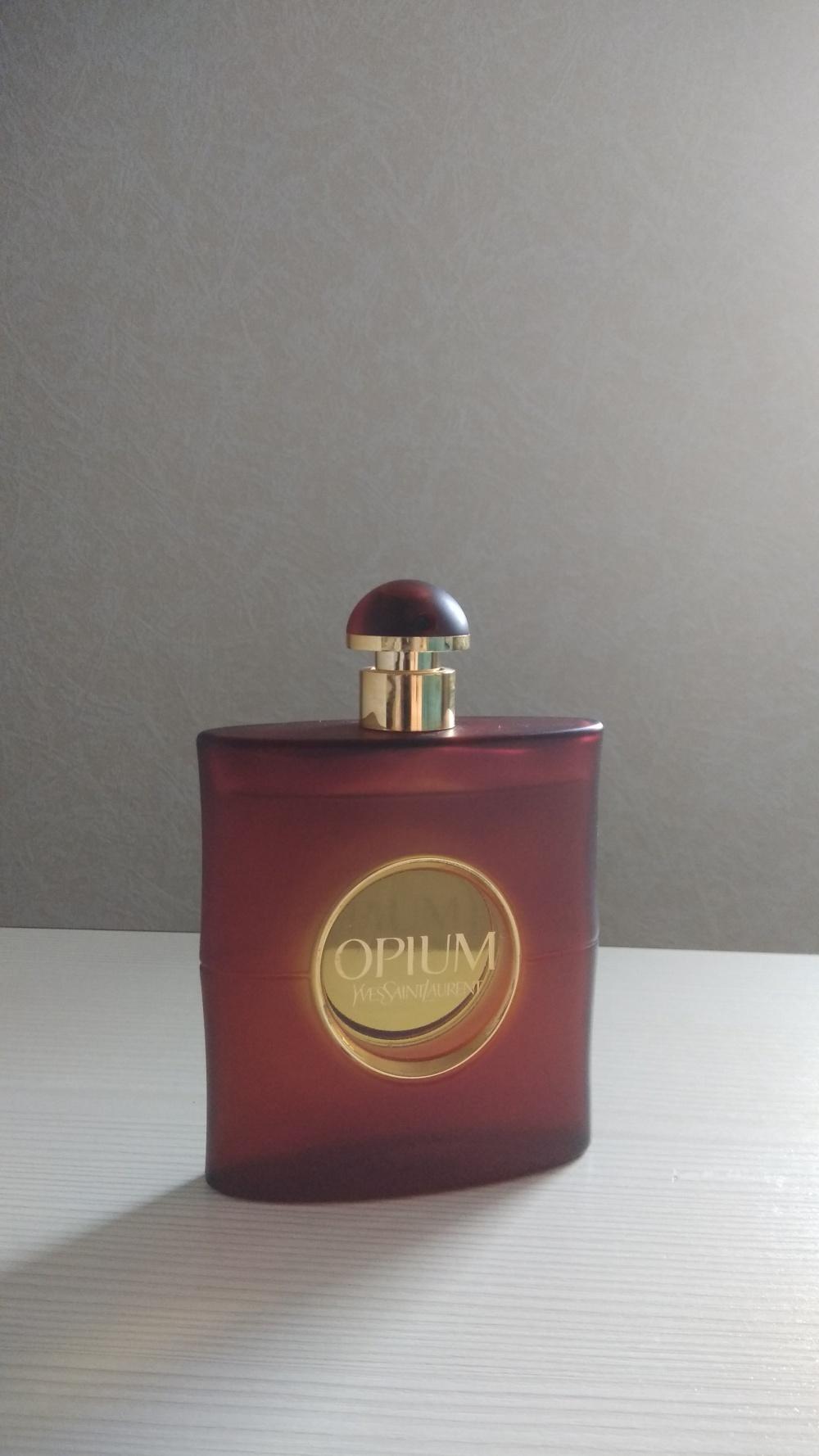Yves Saint Laurent женская туалетная вода Opium, 80/90 мл