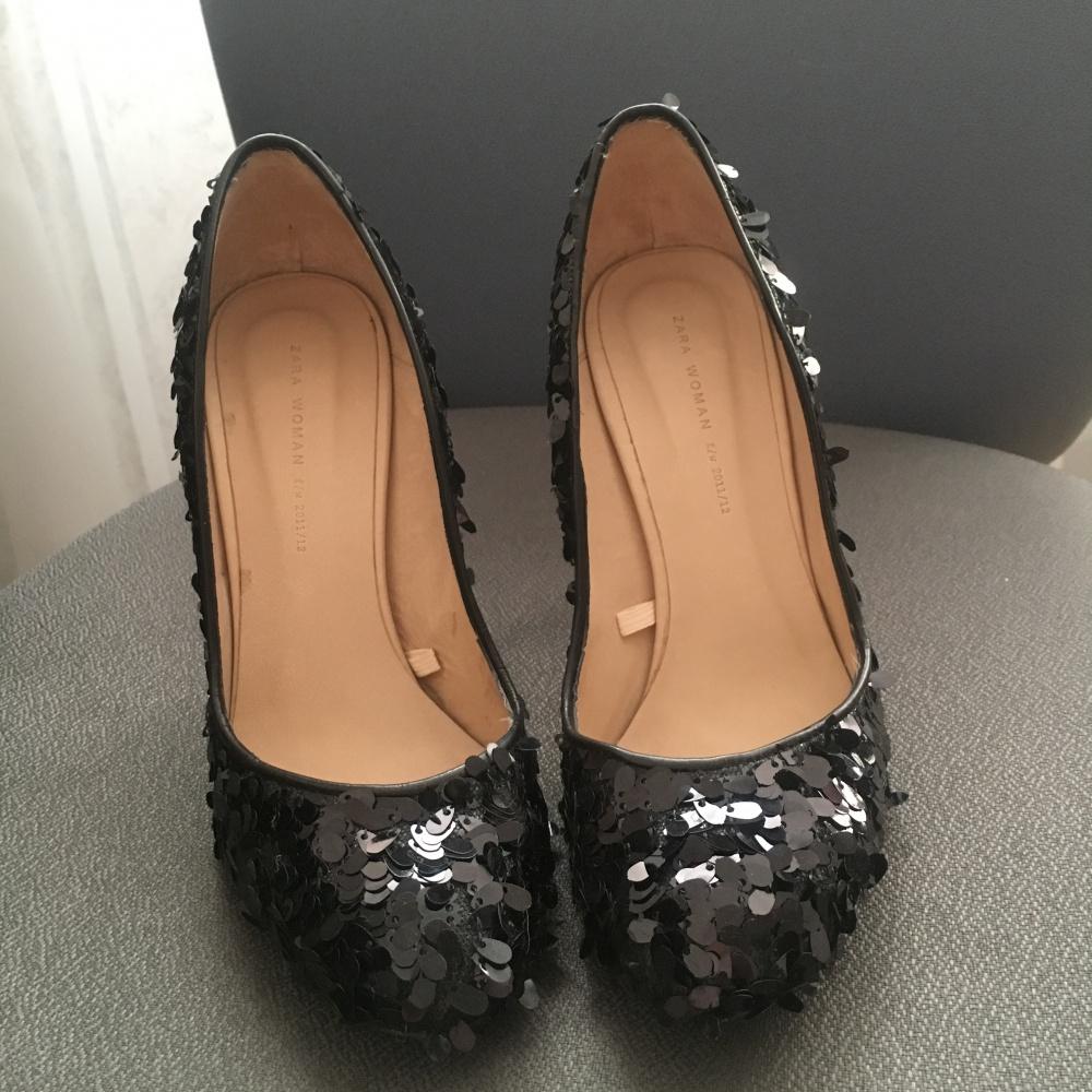 Туфли вечерние ZARA, размер 37