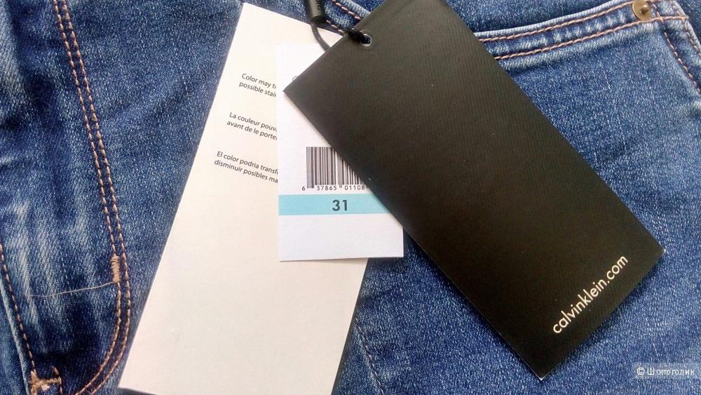 Джинсовая юбка Calvin Klein, размер 31