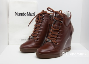 Зимние ботинки Nando Muzi р-р 38