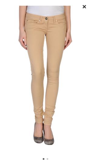 Брюки скинни Elisabetta Franchi Jeans, размер 28