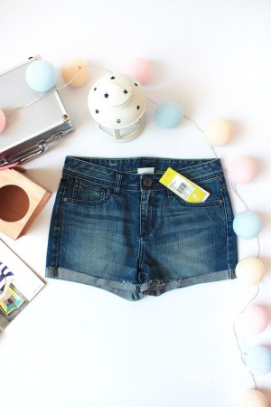 Шорты джинсовые Adidas neo р. 27