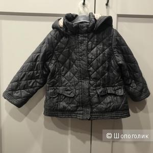 Куртка демисезонная, ZARA, 18-24 мес.(86 см)