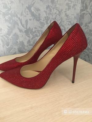 Туфли  Gianmarco Lorenzi 40 размер