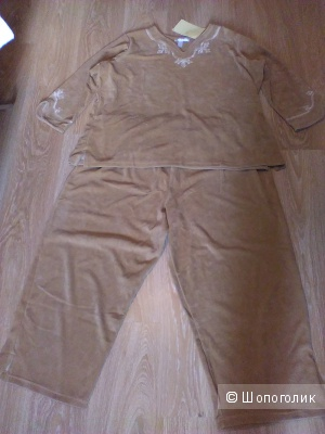 Домашний костюм Carole Hochman. Размер 3X