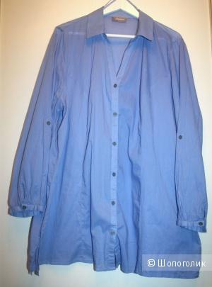 Рубашка - Туника  Ikebana 52 - 54 размер XXL