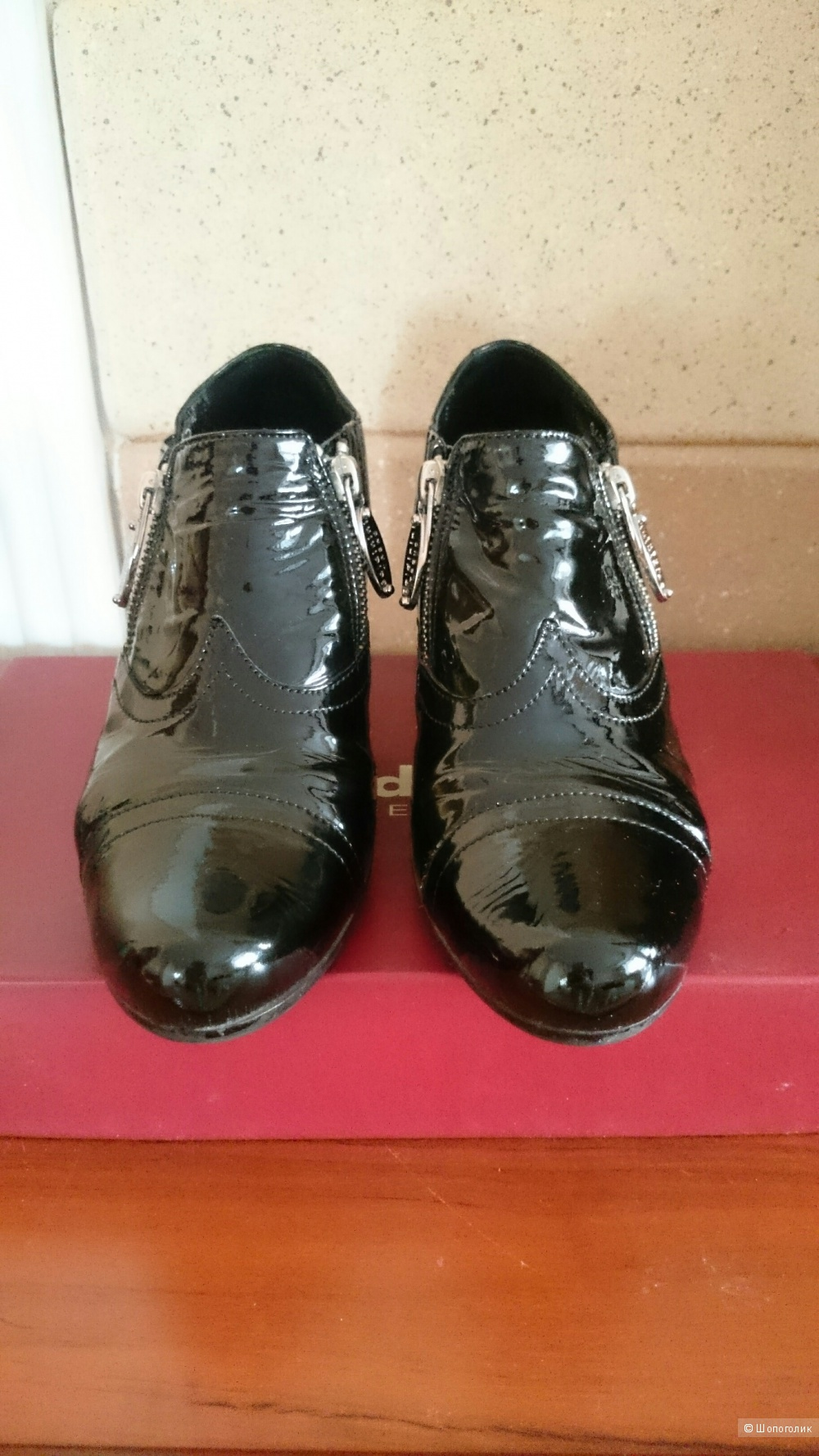 Туфли Baldinini, размер 37