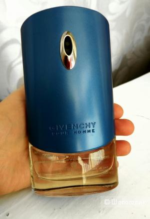 Туалетная вода, GIVANCHY POUR HOMME BLUE LABEL, мужская, 50 мл.