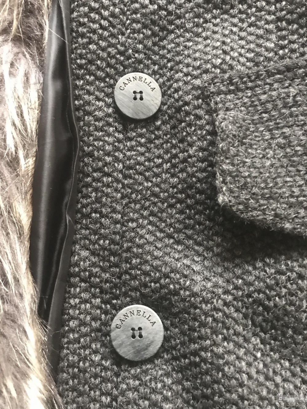 Пальто Cannella Italia размер L