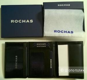 Кожаный кошелек Rochas