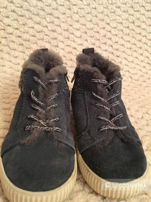 Детские зимние ботинки Zara 24 размер