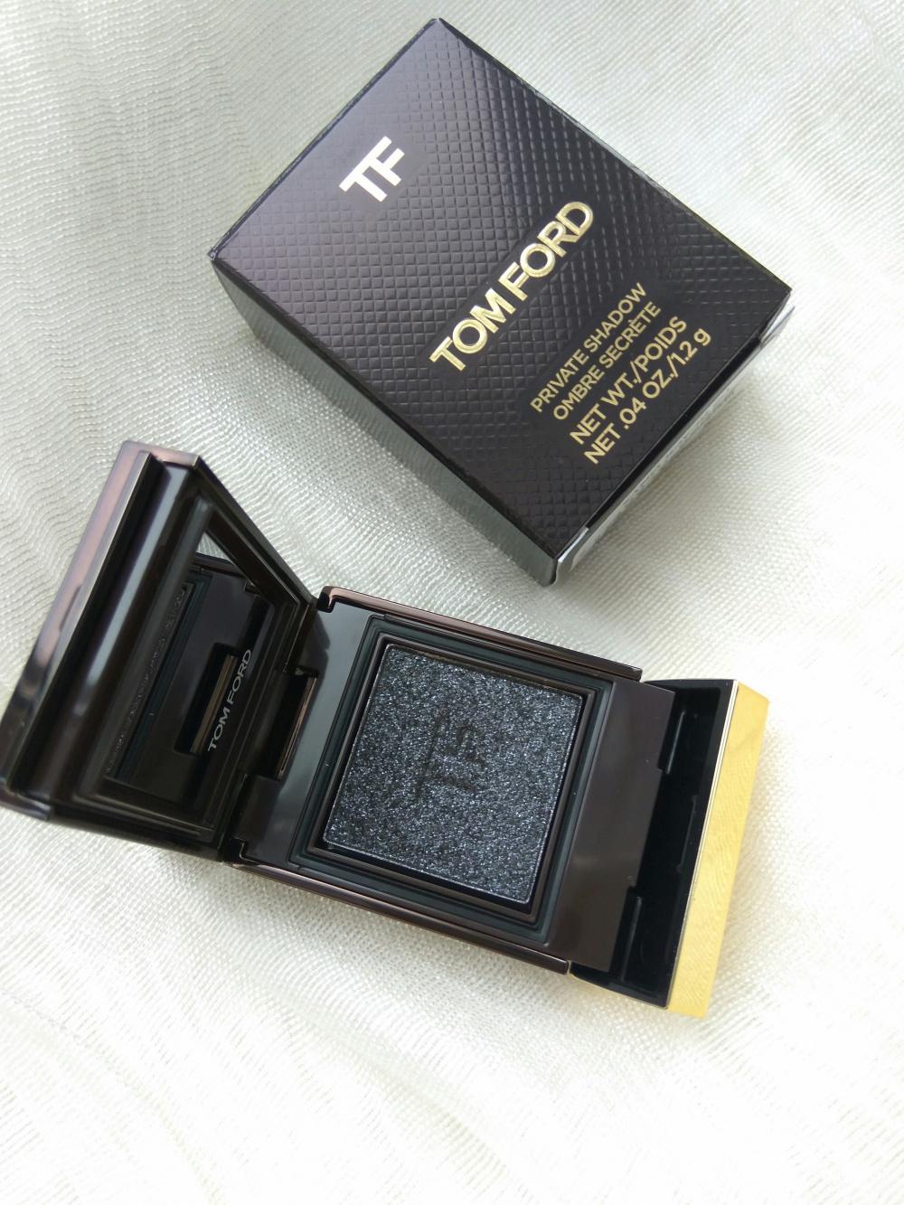 Тени Tom Ford Private shadow ombre secrete