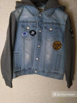 Джинсовая куртка R Kids рост 128-134