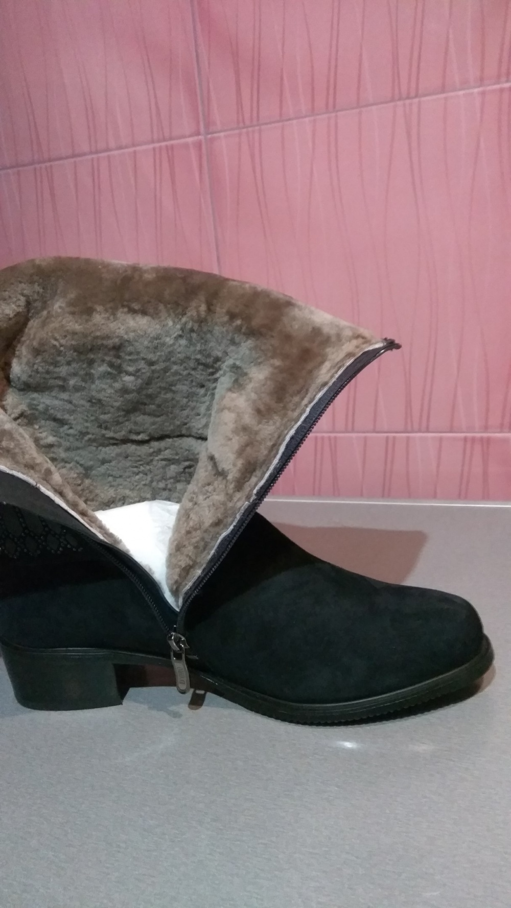 Зимние сапоги, PALAZZO D'ORO, размер 41