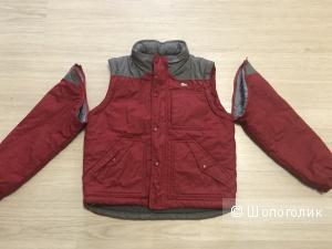Куртка-жилетка на мальчика 6-7 лет Lacoste