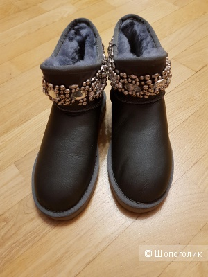 Женские угги UGG & Jimmy Choo Crystals, рр 38