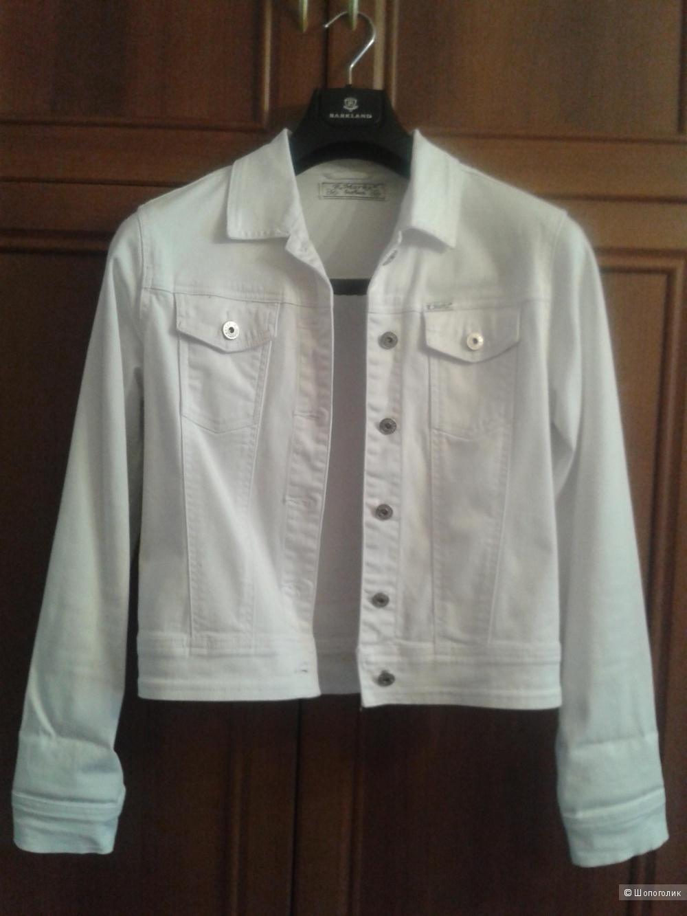 Джинсовая куртка R.Marks 42-44 р-р.