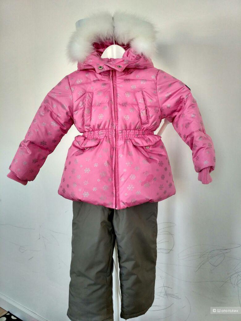 Зимний костюм для девочки Ledotte 104