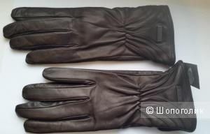 Перчатки кожаные зимние Ripani -7  р-р