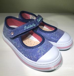 Туфли для девочки Pablosky, 24