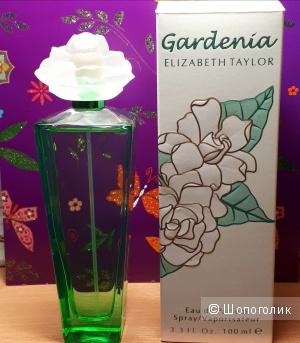 Парфюмированная вода Gardenia, Elizabeth Taylor, 100 мл
