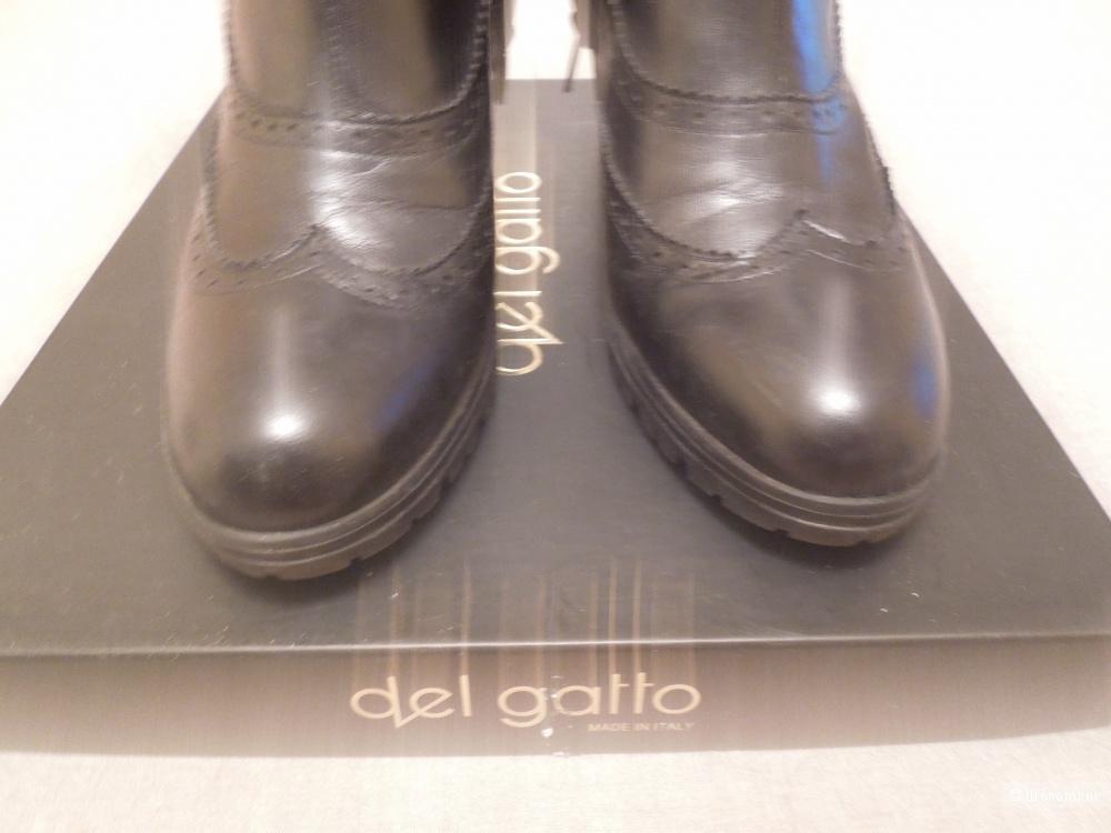 Женские ботинки Del Gatto 40 р