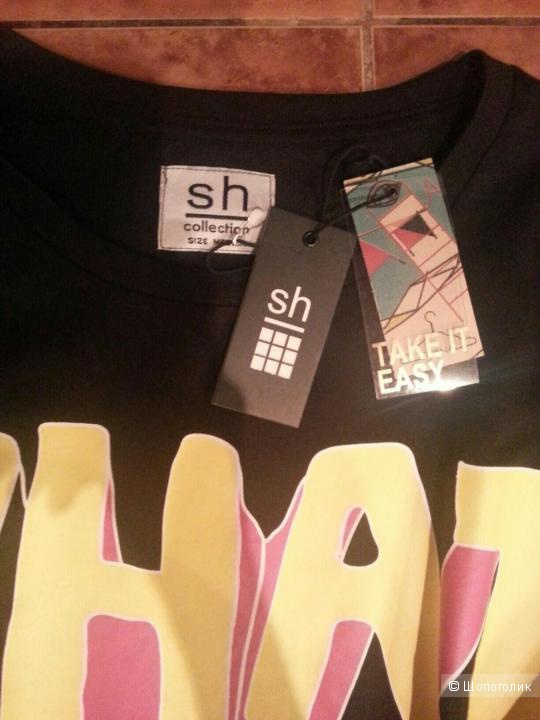 Пуловер-топ-футболка-толстовка Sh collection 42-48