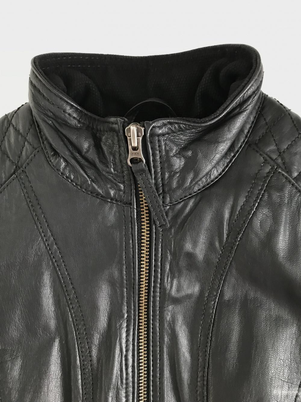 Кожаная куртка Mustang XS