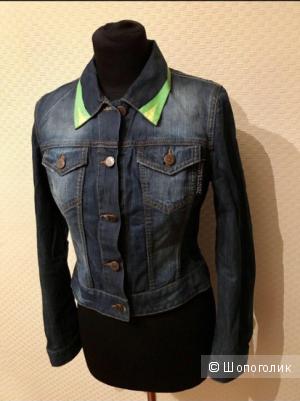 Пиджак джинсовый Yudashkin jeans 40-42-44